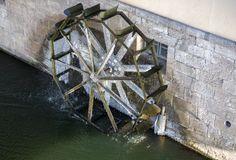 Mühle an der Mainbrücke