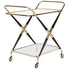 antique and modern furniture jewelry fashion art bar carts