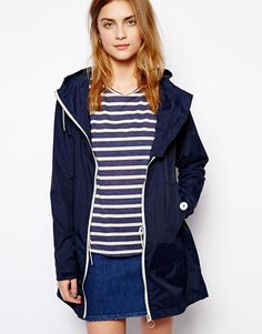 Penfield Gibson Long Rain Jacket