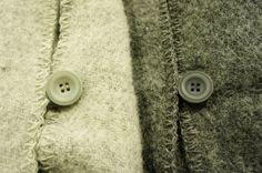 KLIPPAN ボタン&ポケット付きストール | Licavou セレオ甲府店