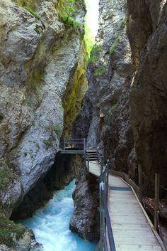 Das sind die 6 spektakulärsten Schluchten in Österreich Austria, Wanderlust, Camping, Adventure, Water, Holiday, Outdoor, Waterfall, Campsite