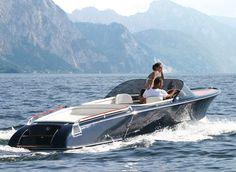 Hybrid 757 St. Tropez Boat by Frauscher