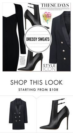 """""""# I/5 SLAYACCESSORIES"""" by lucky-1990 ❤ liked on Polyvore featuring Maria Black"""