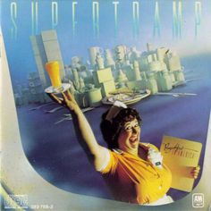 Supertramp - Breakfast in America - 1977