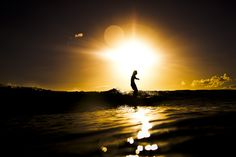 Surf... the second best God's creation!