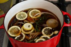 Sweet Tea Brine for Chicken @The Republic of Tea #TeaTeam #Freshbloggers