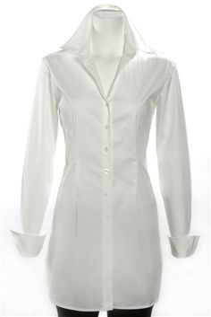 Button Down Shirt--I need a shirt with a hemline like this one ...