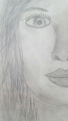Portret bekend iemand detail