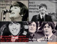 Paul +john = ❤