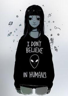 No creo en los humanos                                                                                                                                                                                 Más