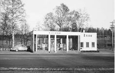 The Gas Station. Uusikaupunki