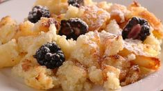 Tvarohový trhanec podávajte len s čerstvučkým ovocím - Pluska.sk