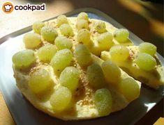 #Τσιζκέικ με #σταφύλια ζαχαρωτά! #συνταγές #γλυκό #σταφύλι #recipes #cheesecake #grape