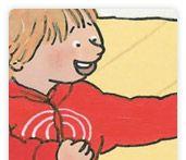 Digitaal prentenboek: eten Ronald Mcdonald, Restaurant, Fruit, School, Fictional Characters, Kids, Outfits, Young Children, Boys