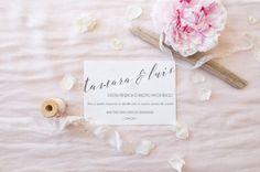 ¿Queréis tener una papelería bonita para el día de vuestra boda?. Si vas a…
