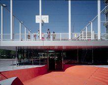 Nl Architects Architect Sport Park Sport Court