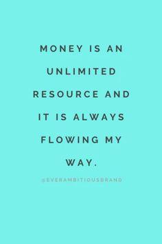 19 affirmations for massive success! Prosperity Affirmations, Money Affirmations, Positive Affirmations, Positive Quotes, Motivational Quotes, Inspirational Quotes, Affirmation Quotes, Encouragement Quotes, Team Motivation