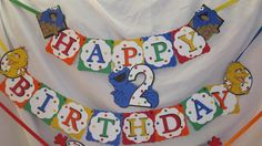 Sesame Street Party Package for 10. $100.00, via Etsy.