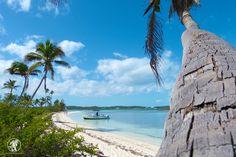 Tahiti Beach Elbow Cay Bahamas. #Caribbean #Travel #Bahamas