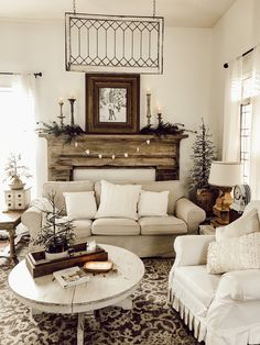 May 2020 - 100 Best Farmhouse Living Room Decor Ideas - Home/Decor/Diy/Design - helena Home Living Room, Living Room Designs, Living Room Decor, Bedroom Decor, Dining Room, Dining Table, Kansas City, Home Interior, Interior Design