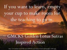 Master Choa Kok Sui says ...