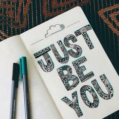 Be yourself | via Tumblr