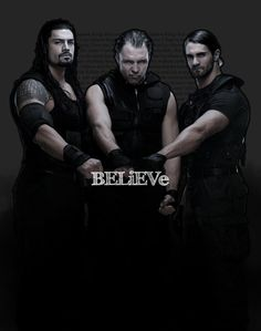 :) My Best Friend, Best Friends, The Shield Wwe, Dean Ambrose, My True Love, Seth Rollins, Roman Reigns, My Boys, Believe