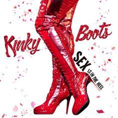 Kinky Boots #sexisintheheel