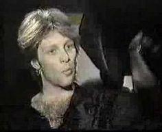 Jon Bon Jovi interview 1993(part 5) - YouTube
