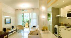 Decoração de Salas com 2 Ambientes: Dicas, Fotos