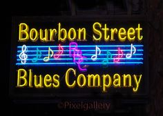 PixelGallery › New Orleans Bourbon Street Neon Sign I was here in 2001 New Orleans Bourbon Street, Cool Neon Signs, Blue Company, Sign O' The Times, Neon Moon, New Orleans Vacation, Delta Blues, Neon Nights, Old Signs
