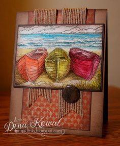 Mama Dini's Stamperia: Really Reasonable Ribbon