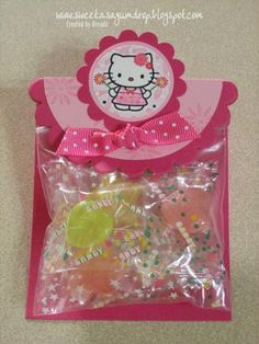 Hello Kitty treat bag