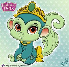 Nyle+Princess+Palace+Pet+Coloring+Page+SKGaleana+image
