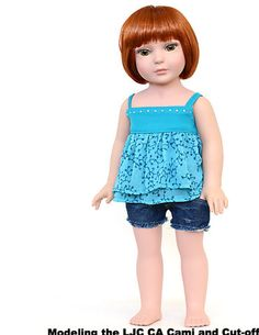 "My Imagination Redhead 18"" Tonner Doll 