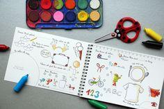 Freundebuch für den Kindergarten