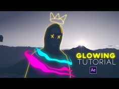(3541) Animaciones Glowing After Effects Tutorial - YouTube Motion Design, Adobe After Effects Tutorials, Graphic Design Lessons, Motion Images, After Effect Tutorial, Animation Tutorial, Web Design, Photoshop Actions, Photoshop Tutorial