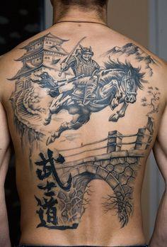 6 warrior tattoo