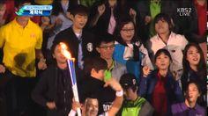 20140919 인천아시안게임 개막식 공연2 JYJ