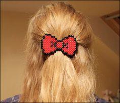 Perler bow