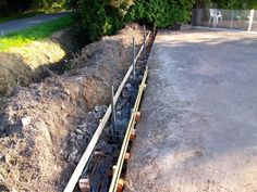Interessante Seite zur Befestigung einer Gabionenmauer