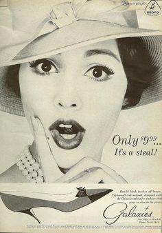 1960s vintage sixties makeup beauty cosmetics fashion style ads