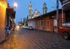 Calles de Coatepec