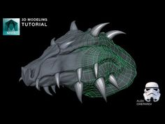ZBrush to Maya to ZBrush - Retopology and UVing with Quad Draw - YouTube