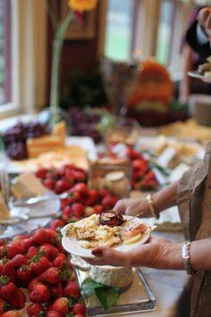 Cheese and fruit station #HappyHour #Weddings #WeddingFood #MSL #TheLodgeAtMountainSpringsLakeResort #MadeWithLove