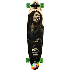 "Sector 9 Soul Rebel Marley 9.25"" Longboard Cruiser"