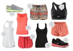 Olea - what to wear while running