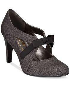 Ann Marino by Bettye Muller Telma Bow Pumps - Pumps - Shoes - Macy's