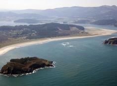 Playa de Ortigueira_La Coruña