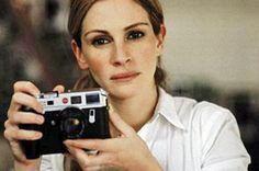 Julia Roberts, Closer, 2004 - Leica M6 TTL